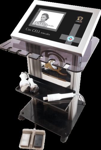 Immagine dispositivo apparecchiatura Subcutaneous Ultrasonic Lipo Emulsification, Transdermal Hydrolipoclasy and Transdermal Cavitation
