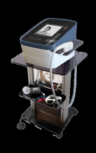 Immagine dispositivo apparecchiatura Pulsed Light in Aesthetic Medicine