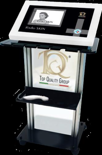 Immagine dispositivo apparecchiatura Mini-invasive dermatologic surgery in aesthetic medicine.